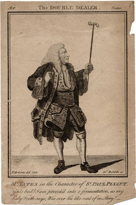 Richard Yates as Sir Paul Plyant