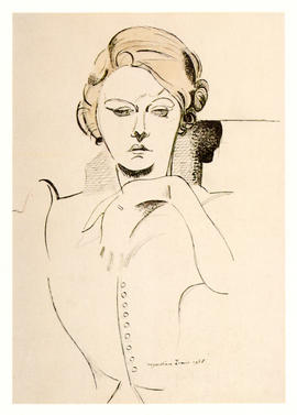 Wyndham Lewis, The Artist's Wife