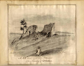 """View of the only remains of the Nunnery of Gracedieu"""